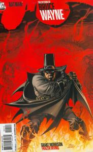 Batman: The Return Of Bruce Wayne #2 (2nd) VF/NM; DC | save on shipping - detail