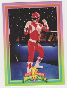 1994 Mighty Morphin Power Rangers #25 Red Ranger