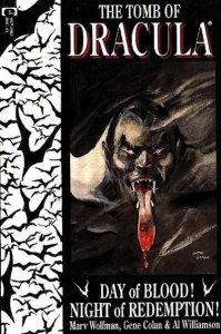 Tomb of Dracula (1991 series) #1, NM + (Stock photo)
