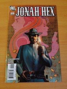 Jonah Hex #19 ~ NEAR MINT NM ~ (2007, DC Comics)