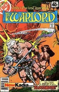 Warlord (1976 series) #18, VF- (Stock photo)