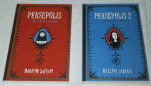 Persepolis 1: The Story of a Childhood & 2: The Story of a Return (set of 2 TPB)