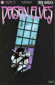 Poison Elves (Sirius) #43 VF/NM; Sirius | save on shipping - details inside