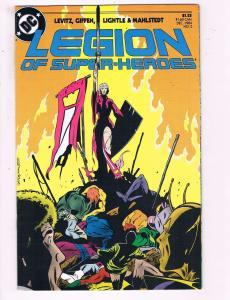 Legion Of Superheroes #5 VF DC Comics Comic Book Giffen DE12