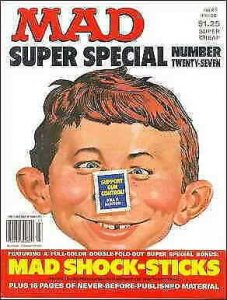 Mad Super Special #27 VG; E.C | low grade comic - save on shipping - details ins