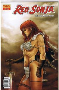 RED SONJA #57, NM-, She-Devil, Sword, Fabiano Neves, 2005, more RS in our store