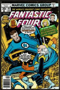 Fantastic Four #197 (Aug 1978, Marvel) 9.0 VF/NM