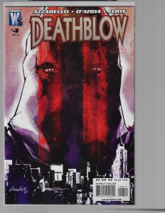 Deathblow #4 (Wildstorm, 2007)