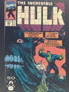 The Incredible Hulk #384 (1991)