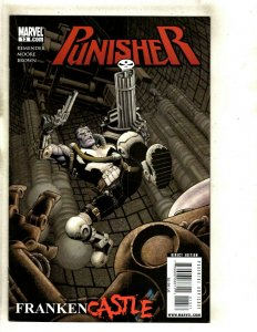 10 Punisher Marvel Comic Books # 13 14 16 17 18 19 20 21 + Annual + The List RP6