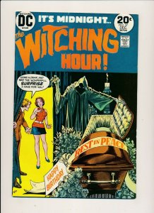 DC Comics IT'S MIDNIGHT...WITCHING HOUR! #37 VERY GOOD/FINE (219J)