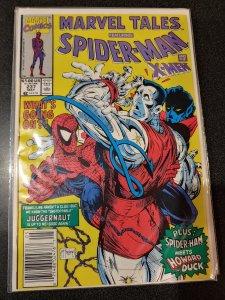 MARVEL TALES #237 TODD MCFARLANE COVER