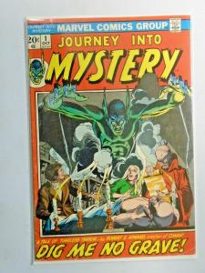 Journey into Mystery #1 2nd Series 4.0 VG (1972)