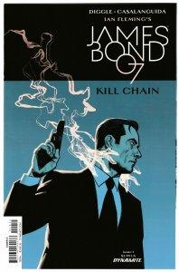 James Bond Kill Chain #1 Cvr A (Dynamite, 2017) VF