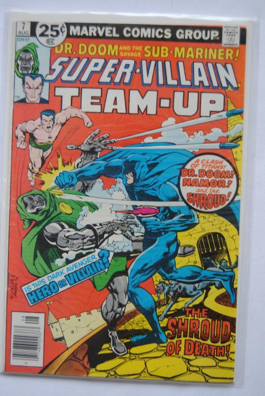 Super-Villain Team-Up #7
