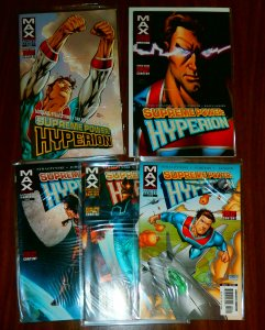 Supreme Power: Hyperion #1-5 (complete set)