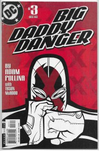 Big Daddy Danger   #3 VG
