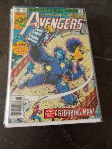The Avengers #184 (1979)