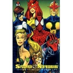 1994 Fleer Amazing spider-man SPIDER-MAN & NEW WARRIORS #95