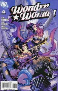 Wonder Woman (3rd Series) #4 VF/NM; DC | save on shipping - details inside