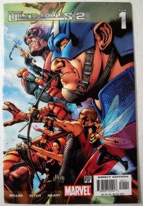 The Ultimates 2 #1 (8.5-9.0)  Marvel Comics ID#SBX5