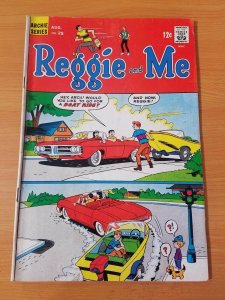 Reggie and Me #25 ~ VERY GOOD VG ~ (1967, Archie Comics)