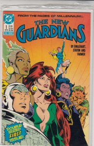 The New Guardians #1 (1988)
