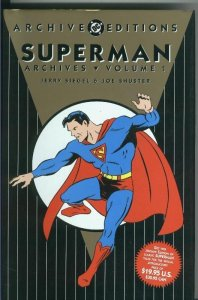 Archive Editions Superman volume 1