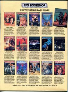 CINEMAFANTASTIQUE 11/1995-TOY STORY-JAMES BOND-007-GOLDENEYE-CAPT ZOOM-fn minus