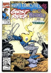 Marvel Comics Presents #111-I, THANOS story line-comic book 1992