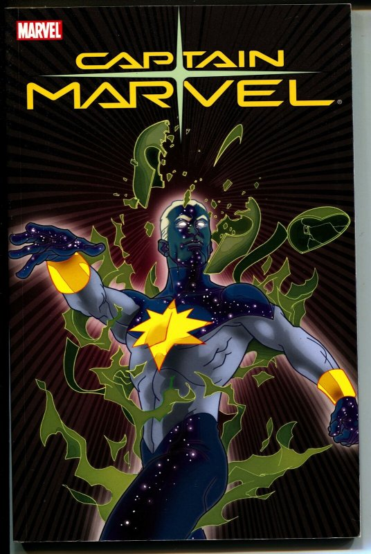Captain Marvel: Odyssey- Vol. 4-Peter David