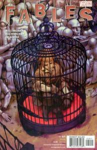 Fables #40, NM (Stock photo)