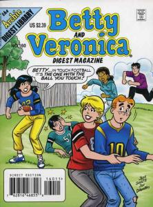 Betty and Veronica Digest Magazine #160 VF/NM; Archie | save on shipping - detai