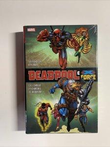 Deadpool And & X-force Omnibus Mint Sealed Marvel Hc Tpb Fabian Nicieza