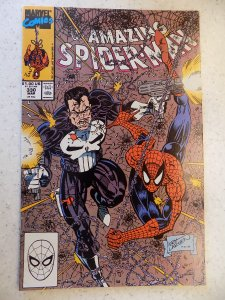 AMAZING SPIDER-MAN # 330 MARVEL ACTION ADVENTURE