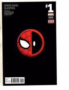 Spider-Man Deadpool # 1 NM 6th Print Marvel Comic Book Joe Kelly X-Men MK2