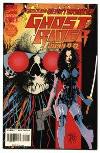 Ghost Rider 2099 #1 1st appearance of Heartbreaker Marvel