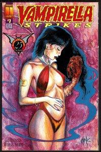 Vampirella Strikes #7 Flip Book ( 1996, Harris)  8.0 VF