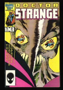 Doctor Strange #81 NM 9.4