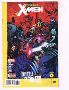 Lot Of 2 Wolverine & The X-Men Marvel Comic Books # 36 37 NM 1st Prints BOTA J57