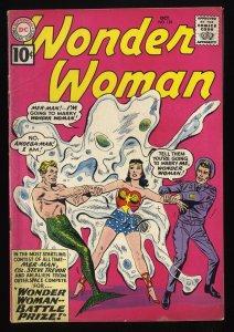 Wonder Woman #125 VG 4.0