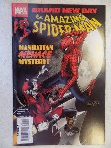 AMAZING SPIDER-MAN # 551