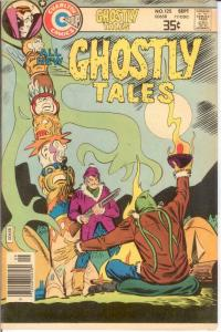 GHOSTLY TALES (1966-1984) 125 F+ Ditko cover & art COMICS BOOK