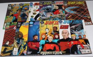 Star Trek TNG The Next Generation Comics #67-77  DC Comics VF/NM (HX215)