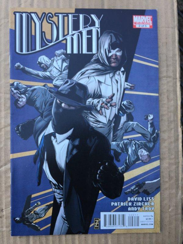 Mystery Men #2 (2011)