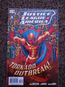 Justice League of America #3 (2006) Vf-NM