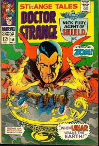 Strange Tales (1951 series) #156, Fine (Stock photo)