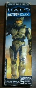 Halo Actionclix Series One Game Pack