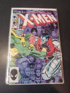 The Uncanny X-Men #191 (1985)