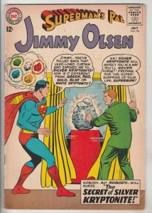 Jimmy Olsen, Superman's Pal  #70 (Jul-63) FN/VF Mid-High-Grade Jimmy Olsen
